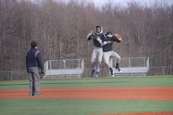 Bulldog Baseball vs Berkshire