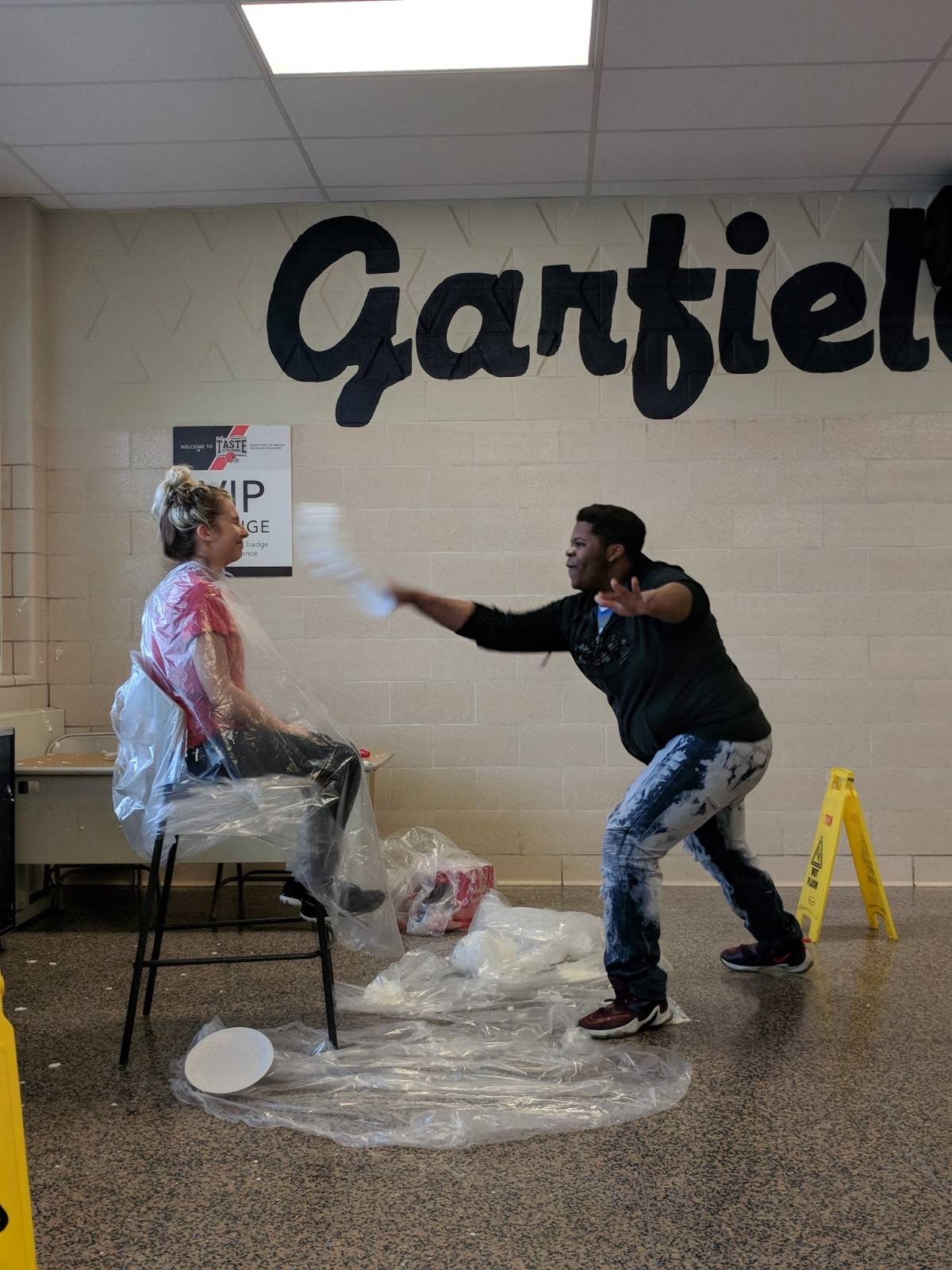 Pie a teacher 2018