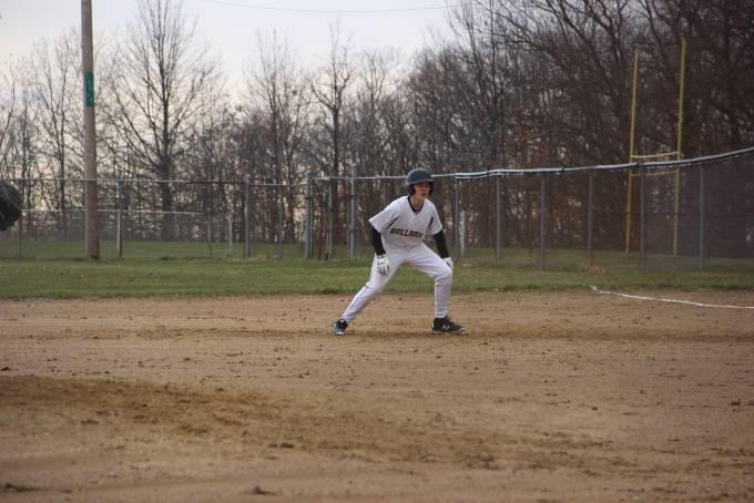 Varsity Baseball vs Bedford