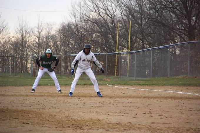 Varsity Baseball vs Bedford