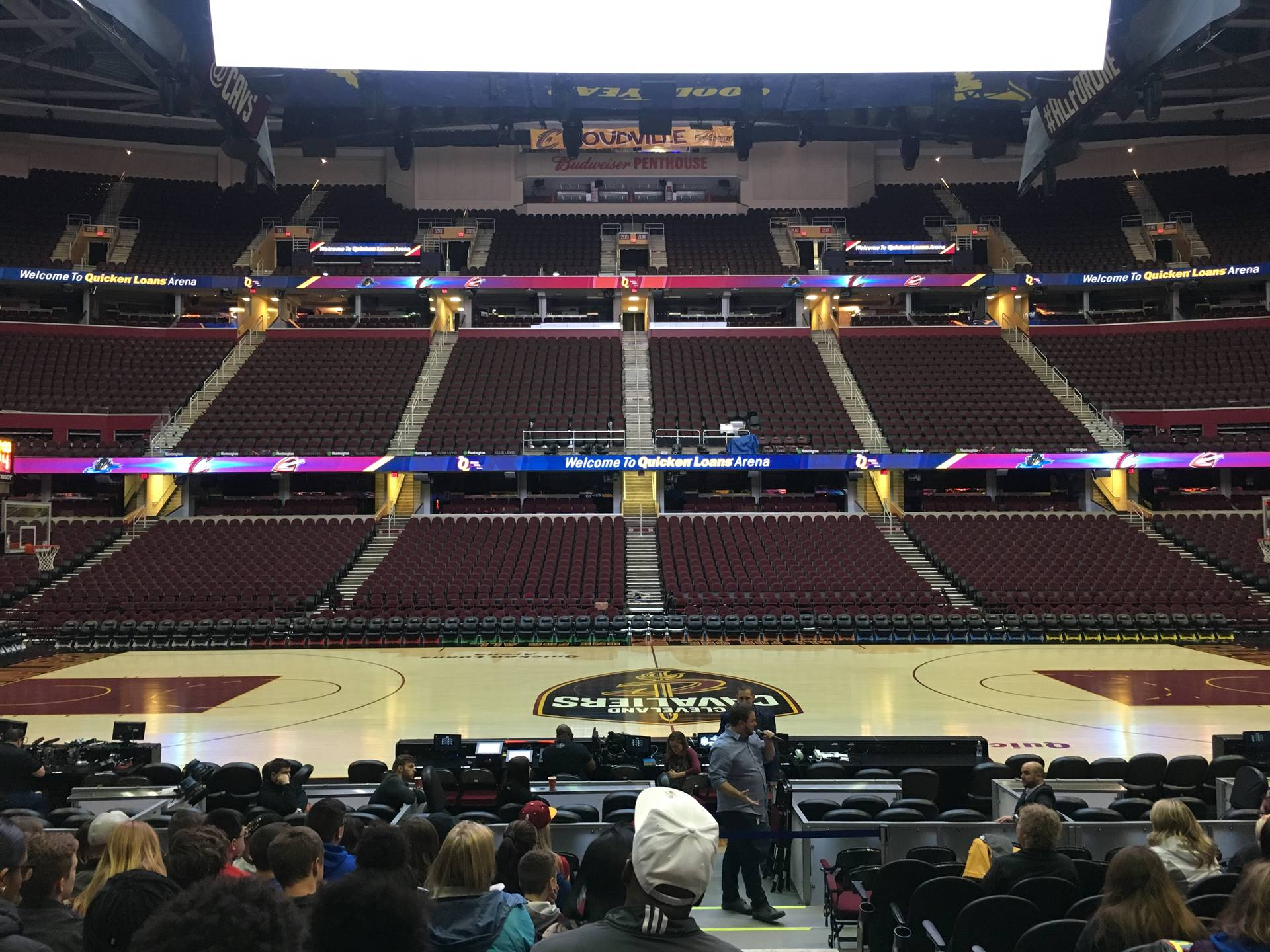 CAVS Game - April 2018