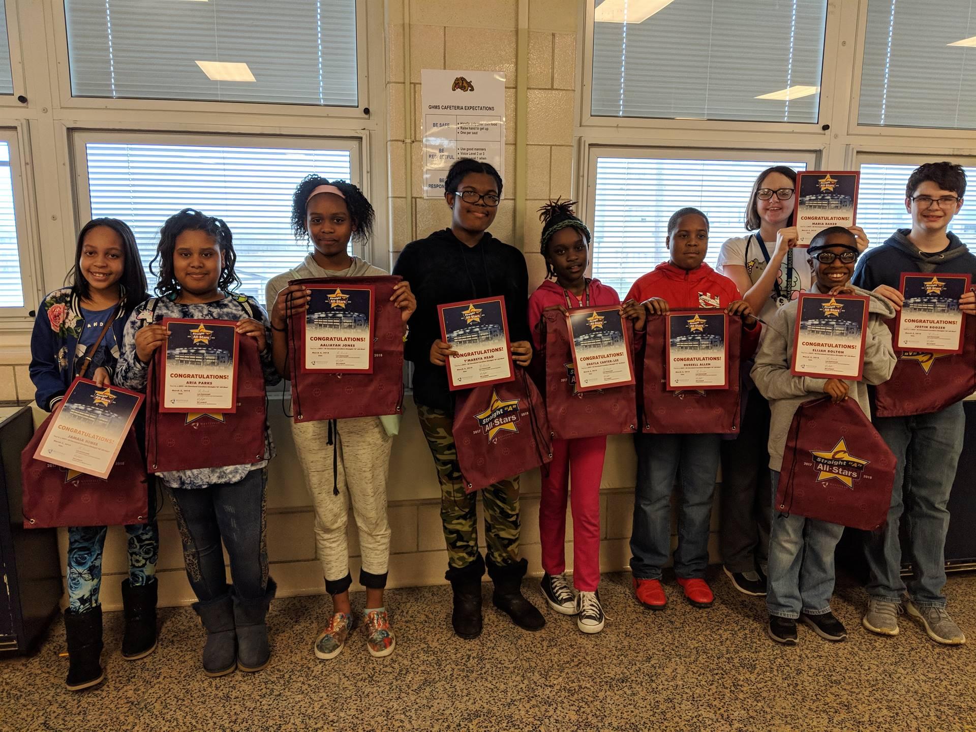 6th Grade All-Stars