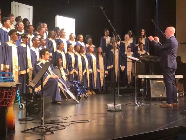 Garfield Heights High School Choir Spring Concert 2018