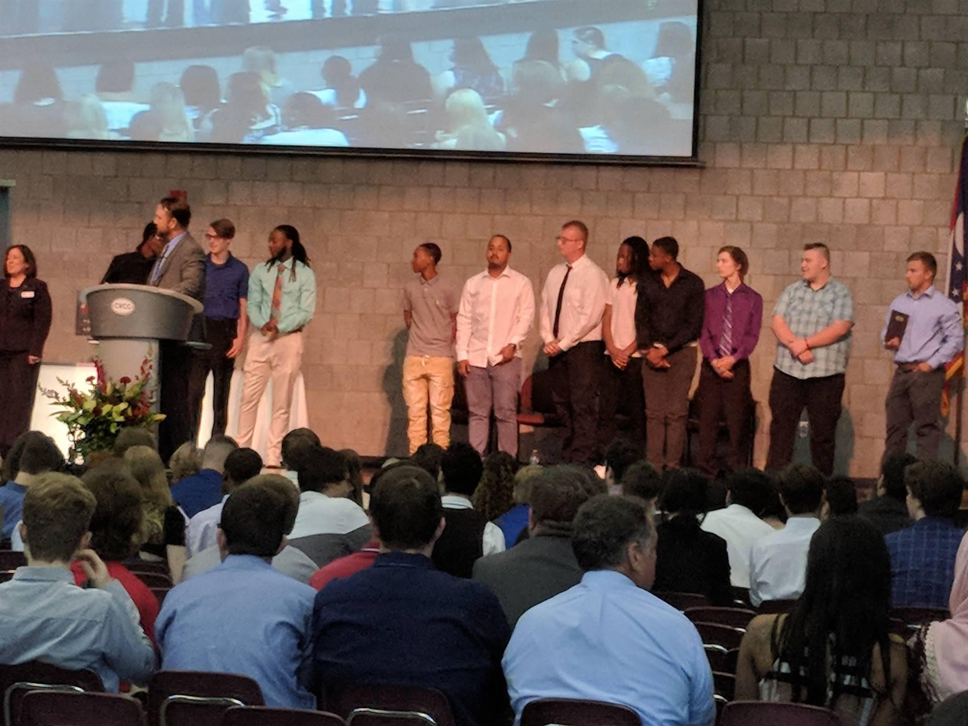 CVCC Senior Recognition Night 2018