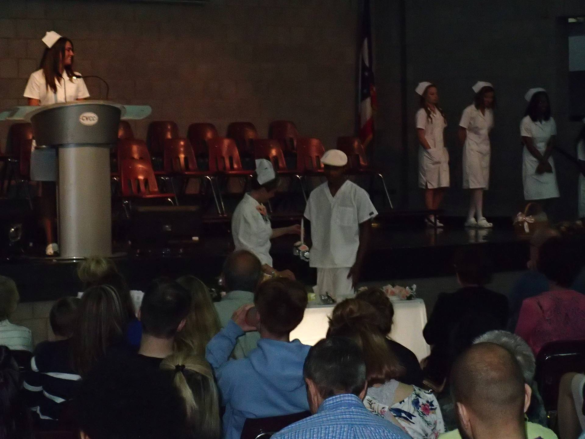 CVCC Dental Pinning & Capping Ceremony 2018