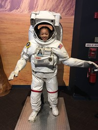 2nd Grade to the Science Center 2018