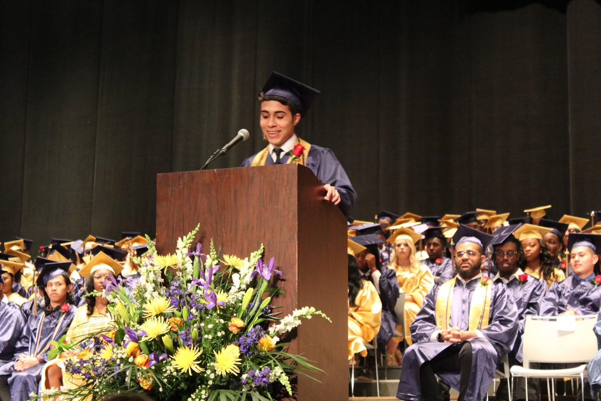 Adam Salem Speaking