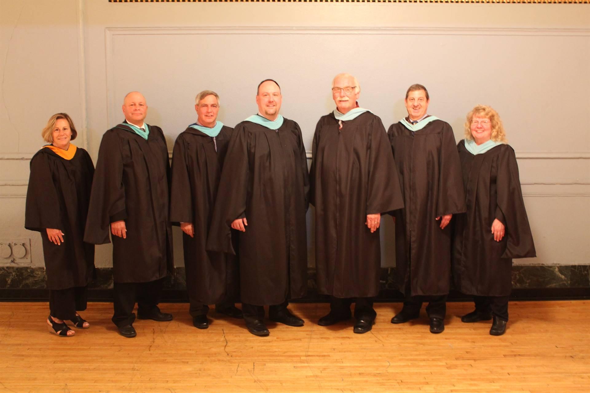 Board Members and Administrators