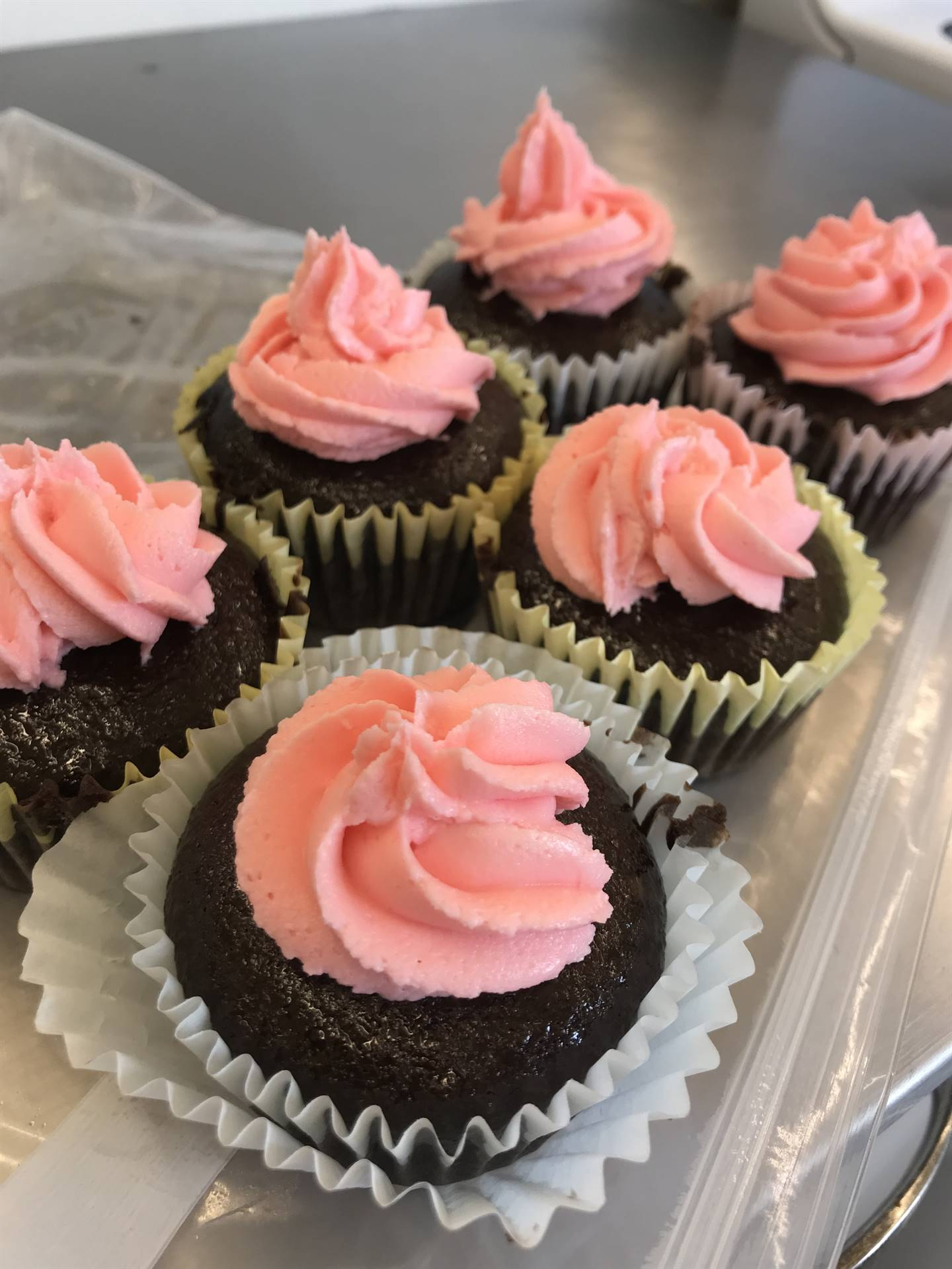 Food Service - Cupcakes