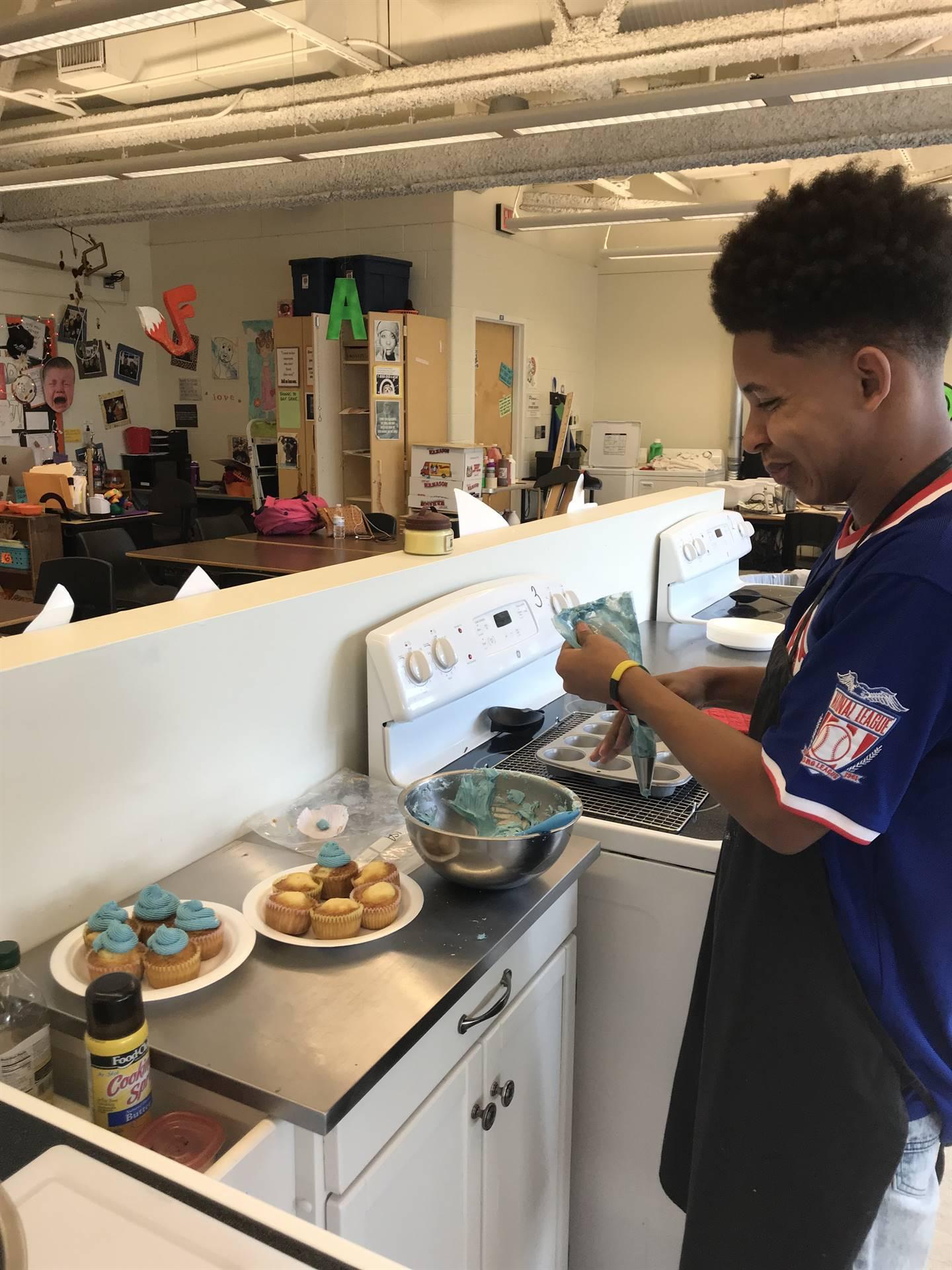 Food Service - Cupcakes