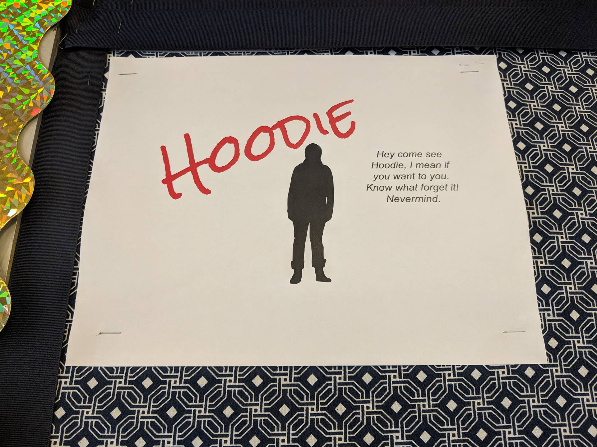 Hoodie Play 2018