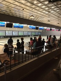 5th Grade Bowling Party 2018