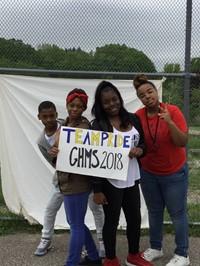 Team Pride Farewell 2018
