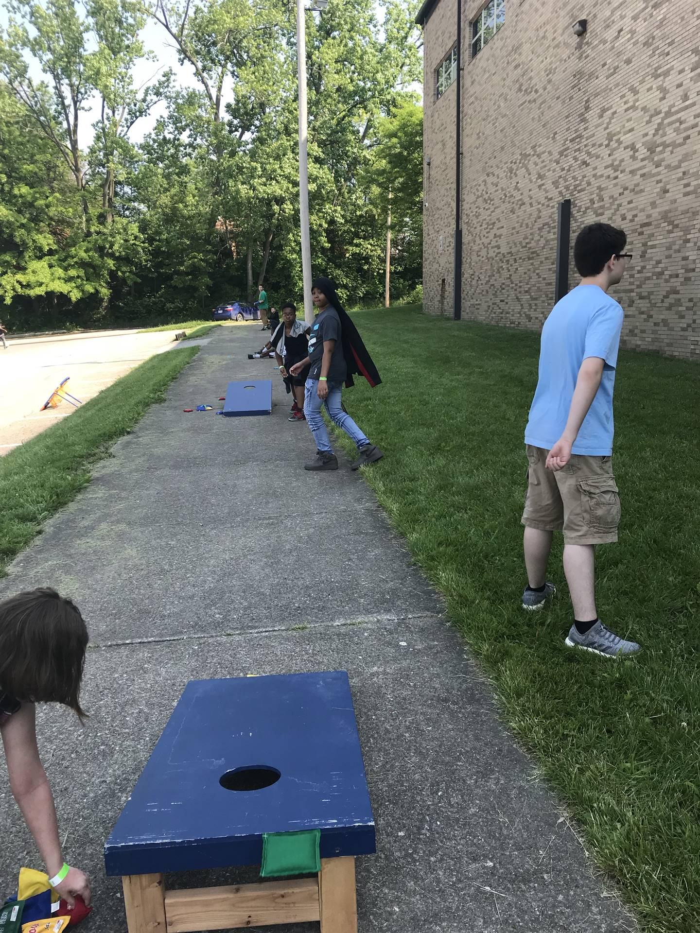 Explorers Class Field Day 2018
