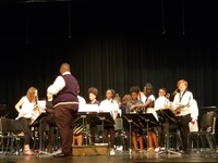 MS Band Spring Concert 2018