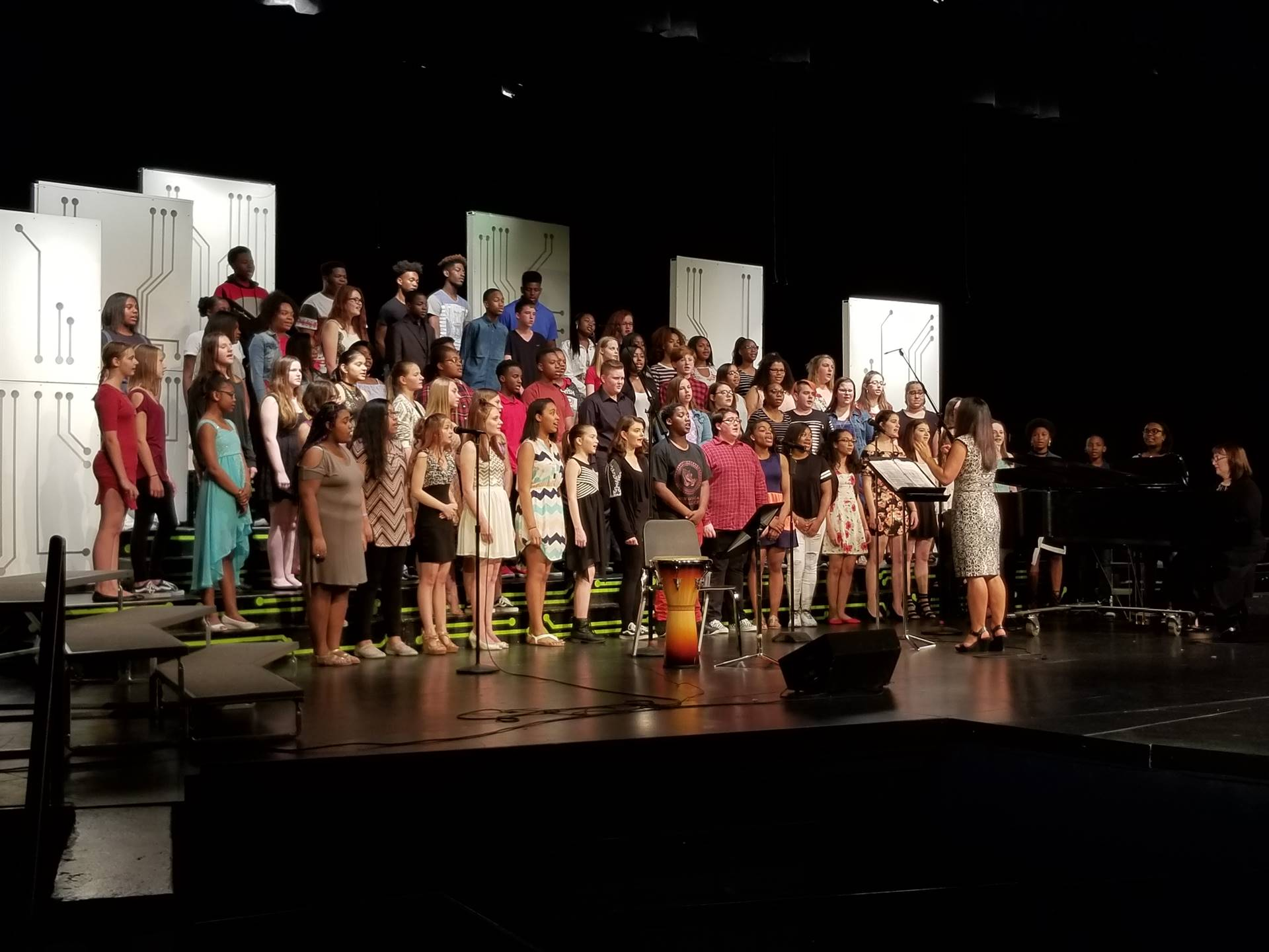 MS Spring Choir Concert