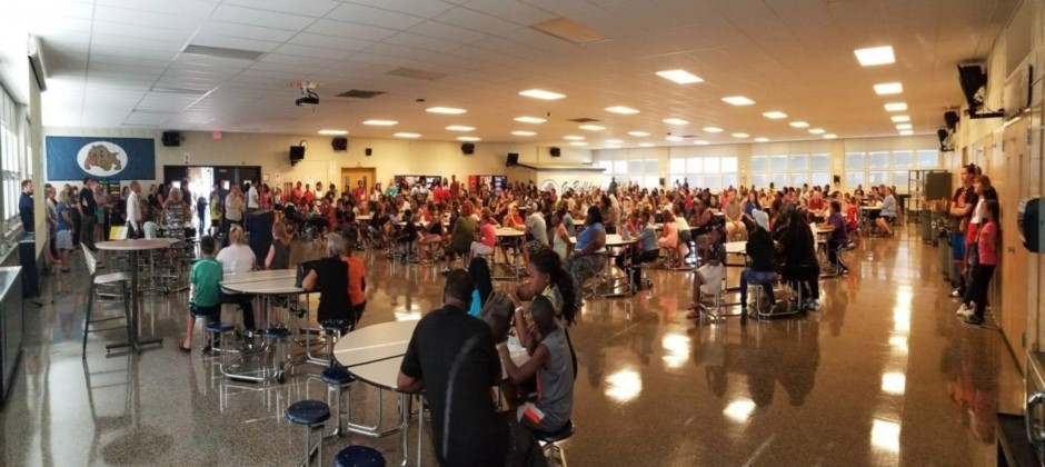 Middle School 6th Grade Orientation