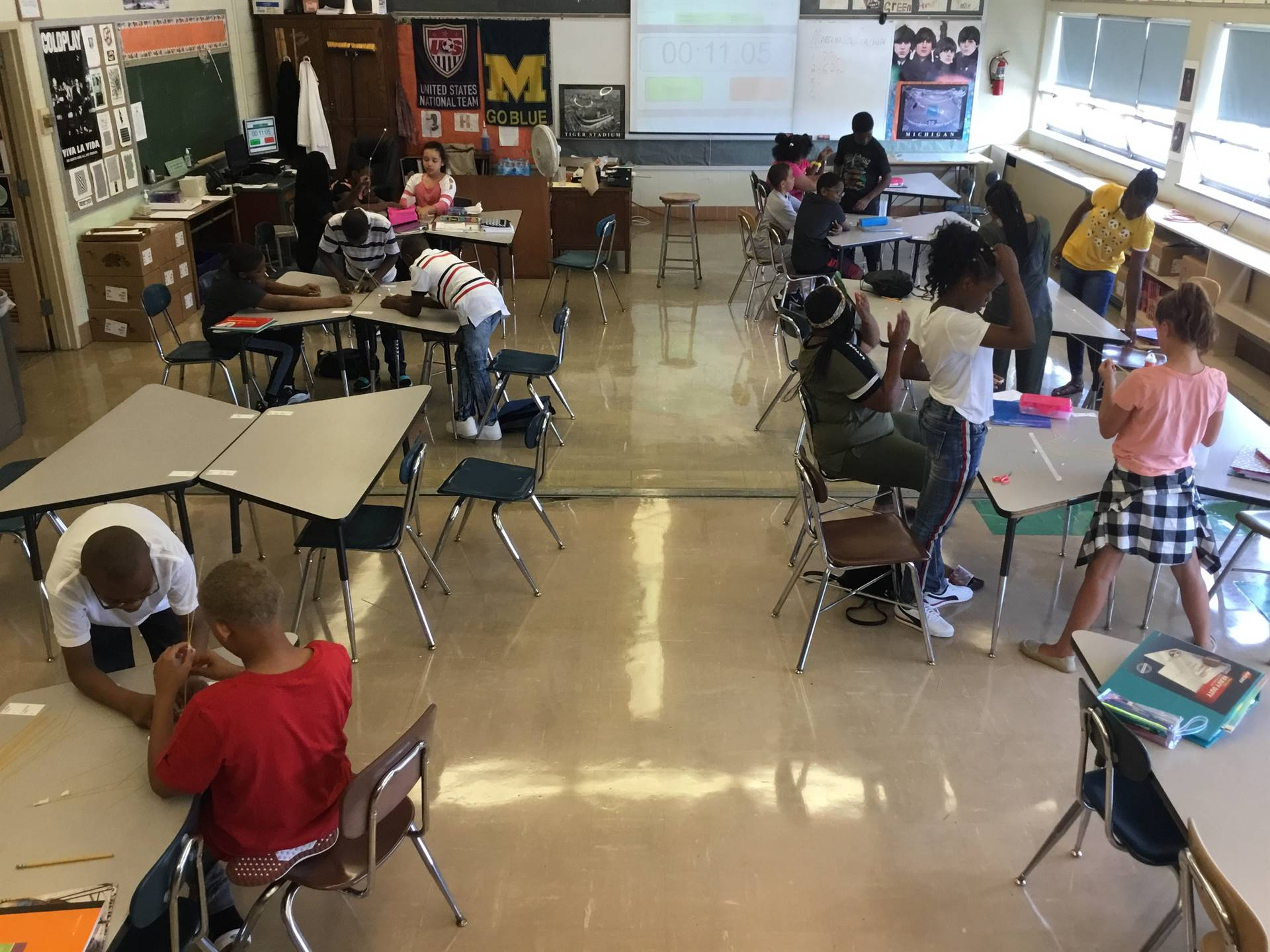 MS Marshmallow Challenge 2018