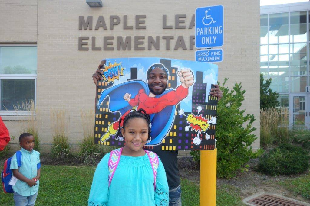 Maple Leaf Father's Walk