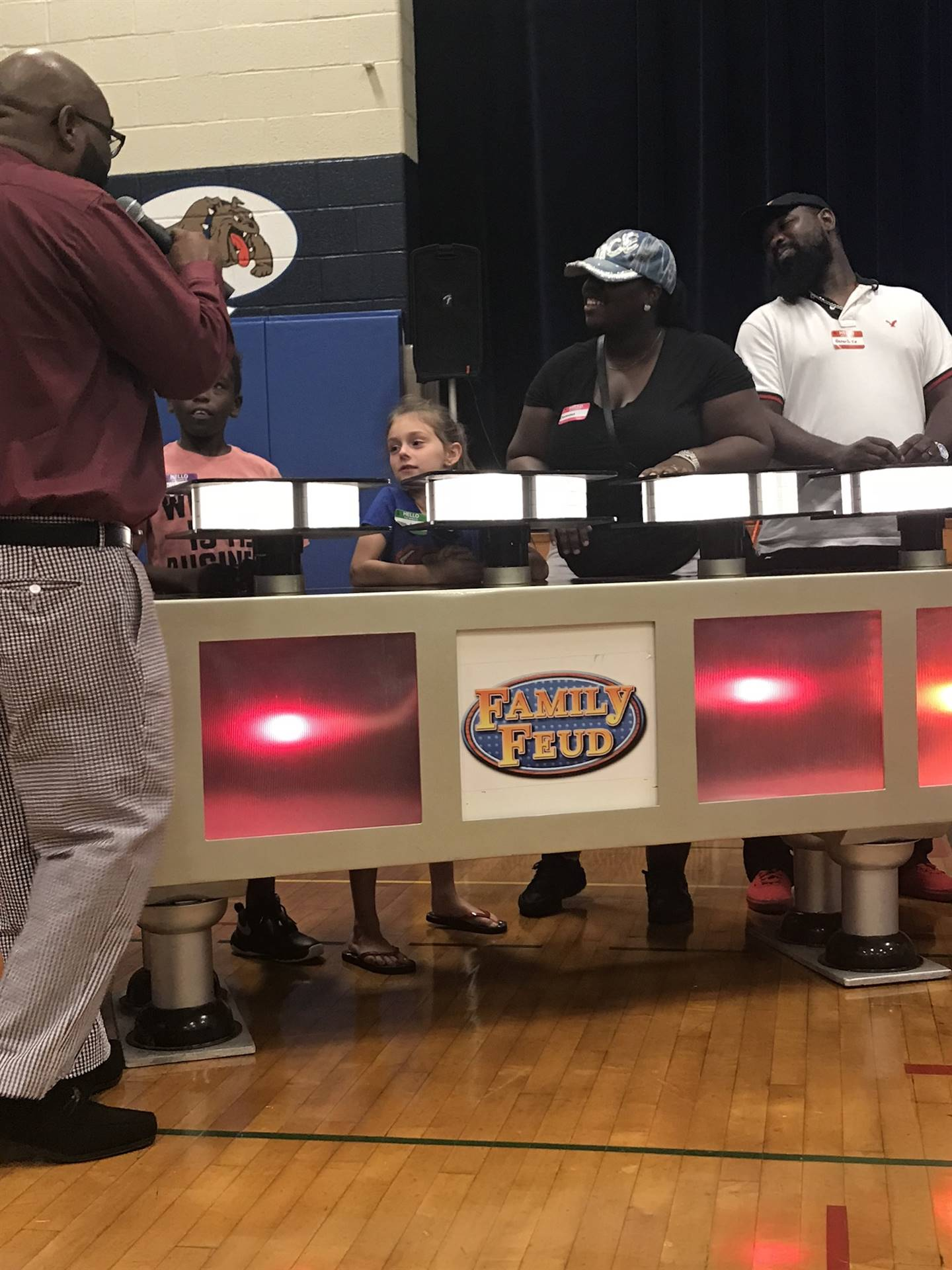 William Foster Family Feud Night