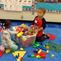 First Day of Head Start at William Foster