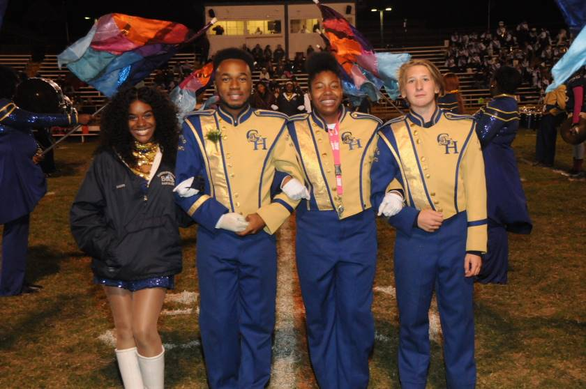 HC Court at the Game