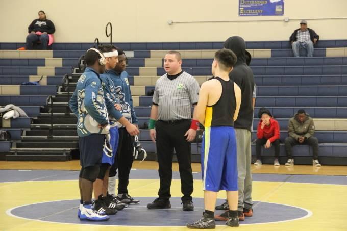 Bulldog Wrestling