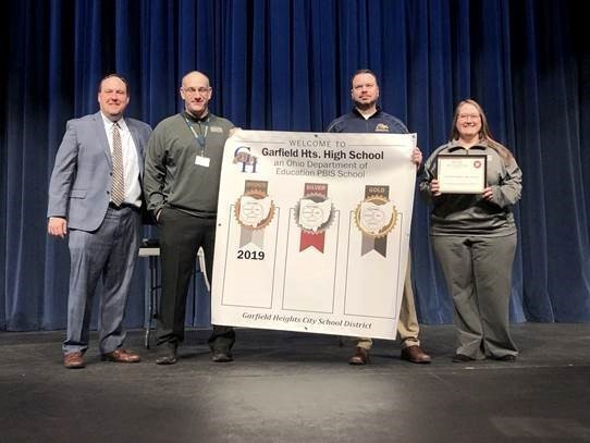 2020 High School PBIS Award
