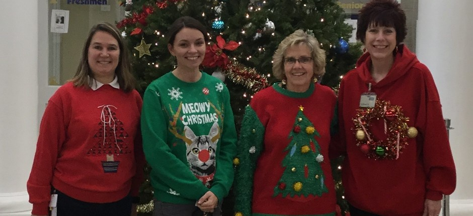 2019 Ugly Sweaters