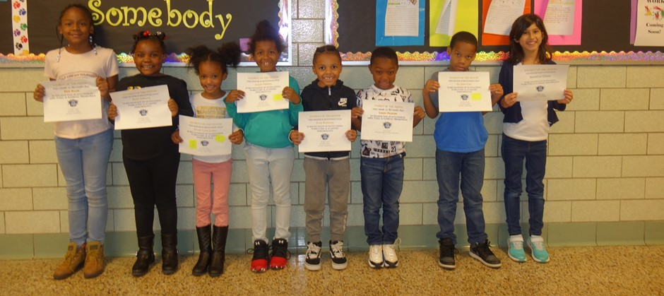 PAWS Awards Assembly