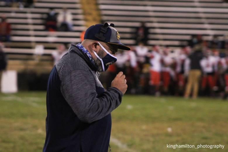 Bulldog Football vs Shaker Hts 2020