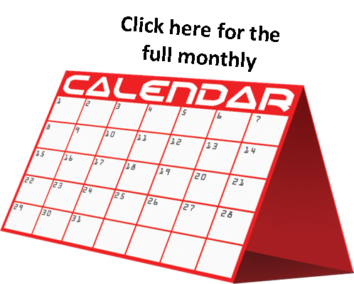 Click here for the full High School calendar for the month