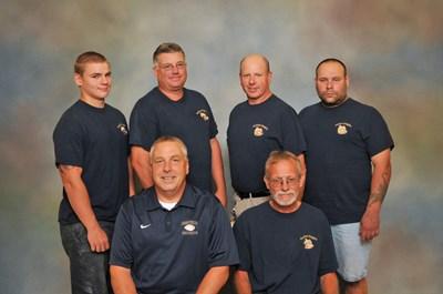 Maintenance Department Staff