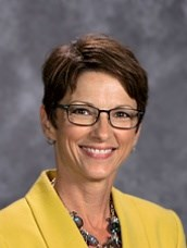 A Message from the Principal - Mrs. Jody Saxton