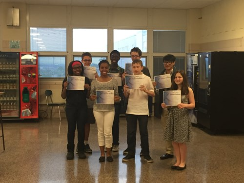 Family Engagement Night & Class of 2019 Top 10